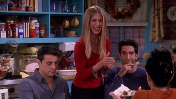 Episodio 9 (TTemporada 6) de Friends