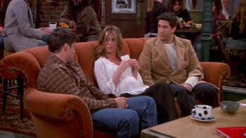 Episodio 14 (TTemporada 8) de Friends