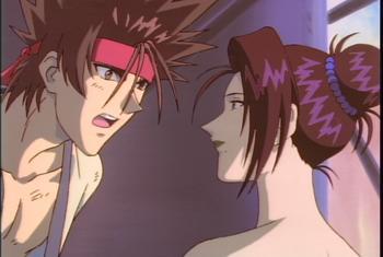 Episodio 30 (TParte 2) de Rurouni Kenshin