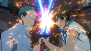 Episodio 11 (TTemporada 1) de Kuromukuro