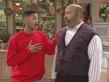 Episodio 10 (TTemporada 3) de The Fresh Prince of Bel-Air