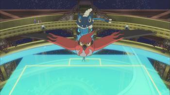 Episodio 45 (TSerie Pokémon XY–Expediciones en Kalos) de Pokémon: XY