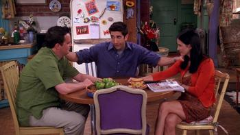 Episodio 3 (TTemporada 6) de Friends