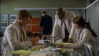 Episodio 15 (TTemporada 3) de Dr. House