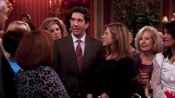 Episodio 18 (TTemporada 8) de Friends