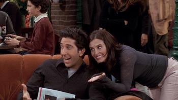 Episodio 11 (TTemporada 10) de Friends