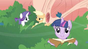 Episodio 8 (TTemporada 1) de My Little Pony: Friendship Is Magic