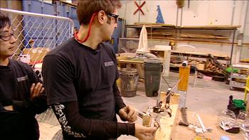 Episodio 26 (TTemporada 4) de MythBusters