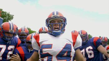 Episodio 2 (TTemporada 2) de Blue Mountain State