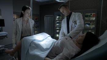 Episodio 17 (TTemporada 8) de Dr. House