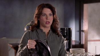 Episodio 18 (TTemporada 3) de Gilmore Girls