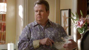 Episodio 9 (T3) de Modern Family