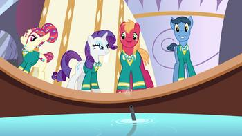 Episodio 14 (TTemporada 4) de My Little Pony: Friendship Is Magic