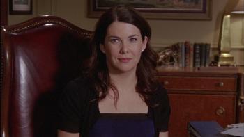 Episodio 15 (TTemporada 7) de Gilmore Girls