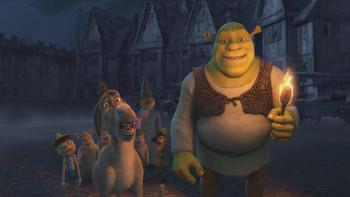 Episodio 1 (TDreamWorks Shrek's Swamp Stories) de Shrek las historias de la ciénaga