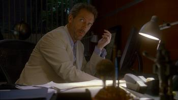 Episodio 2 (TTemporada 3) de Dr. House
