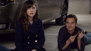 Episodio 17 (TTemporada 2) de New Girl