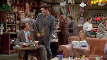Episodio 5 (TTemporada 4) de Friends