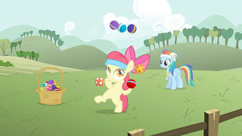 Episodio 12 (TTemporada 1) de My Little Pony: Friendship Is Magic