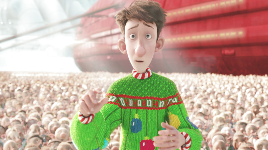 Arthur Christmas Is Arthur Christmas On Netflix Flixlist