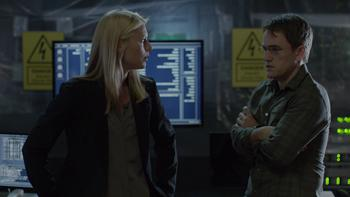 Episodio 11 (TTemporada 4) de Homeland