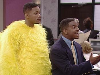 Episodio 2 (TTemporada 6) de The Fresh Prince of Bel-Air