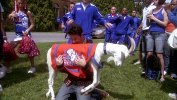 Episodio 4 (TTemporada 1) de Blue Mountain State