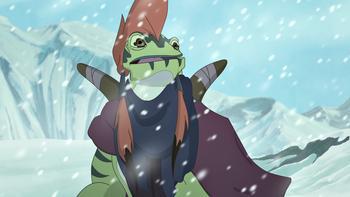 Episodio 10 (TTemporada 1) de Kulipari: Un ejército de ranas