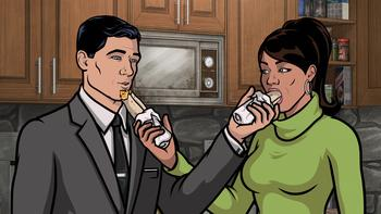 Episodio 10 (TTemporada 6) de Archer