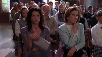 Episodio 2 (TTemporada 3) de Gilmore Girls