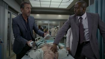 Episodio 9 (TTemporada 8) de Dr. House