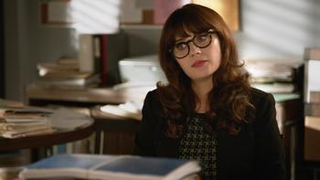 Episodio 13 (TTemporada 4) de New Girl