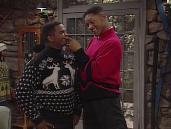 Episodio 13 (TTemporada 5) de The Fresh Prince of Bel-Air