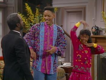 Episodio 7 (TTemporada 1) de The Fresh Prince of Bel-Air