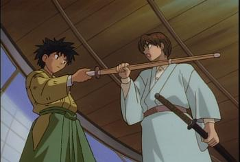 Episodio 20 (TParte 1) de Rurouni Kenshin