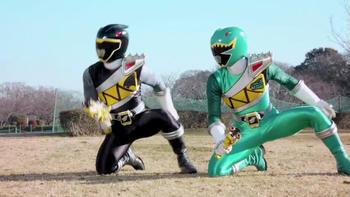 Episodio 6 (TTemporada 1) de Power Rangers Dino Charge