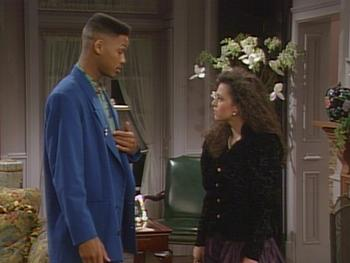 Episodio 20 (TTemporada 1) de The Fresh Prince of Bel-Air