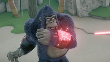 Episodio 2 (TTemporada 1) de Kong: El rey de los monos