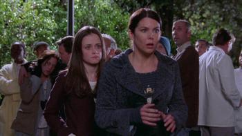 Episodio 17 (TTemporada 3) de Gilmore Girls