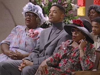 Episodio 18 (TTemporada 6) de The Fresh Prince of Bel-Air