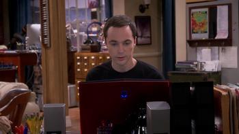 Episodio 2 (TThe Big Bang Theory: Temporada 9) de The Big Bang Theory