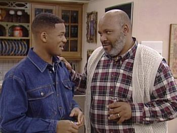Episodio 9 (TTemporada 6) de The Fresh Prince of Bel-Air
