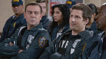 Episodio 15 (TTemporada 2) de Brooklyn Nine-Nine