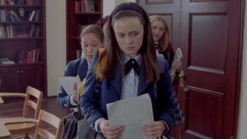 Episodio 4 (TTemporada 1) de Gilmore Girls