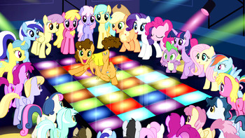 Episodio 11 (TTemporada 4) de My Little Pony: Friendship Is Magic