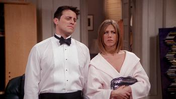 Episodio 18 (TTemporada 7) de Friends