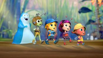 Episodio 1 (TTemporada 1) de Beat Bugs