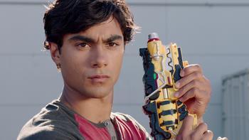 Episodio 2 (TTemporada 1) de Power Rangers Dino Charge