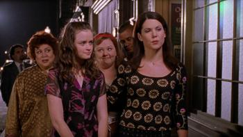 Episodio 3 (TTemporada 2) de Gilmore Girls