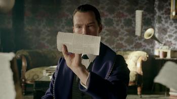 Episodio 4 (TTemporada 3) de Sherlock